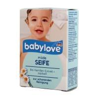 Детское мыло Babylove