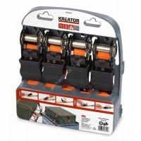Купить Набор ремней для багажа Kreator KRT555007 - с доставкой по Украине
