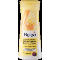 Антивозрастной увлажняющий лосьон для тела с Q10 и Омега комплексом Balea Hautstraffende Bodylotion Q10 400мл