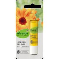 Бальзам для губ натуральный экстракт календулы Alverde NATURKOSMETIK Lippenpflege Bio-Calendula, 4,8 г