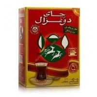 Чай Akbar Do Ghazal tea листовой цейлонский черный чистый 500г