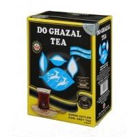 Чай Akbar Do Ghazal tea листовой цейлонский с бергамотом 500г