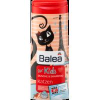 Детский шампунь без слез Balea für Kids Katzen 300мл