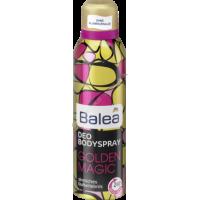 Дезодорант аэрозольный золото магии Balea Golden Magik 200мл