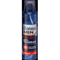 Дезодорант антиперспирант аэрозольный мужской Balea men EXTRA Dry 200 мл