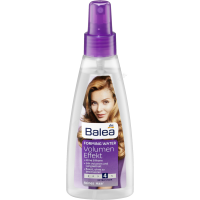 Формирующая жидкость для укладки волос для объёма Balea Forming Water Volumen Effekt, 150мл