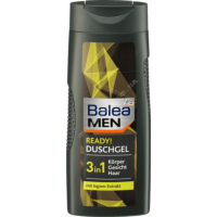 Гель для душа Balea Men Ready 3 in 1 300мл