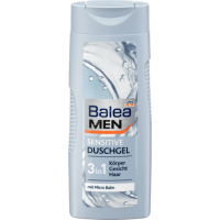 Гель для душа Balea Men Sensitive 3 in 1 300мл
