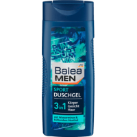 Гель для душа Balea Men Sport 3 in 1 300мл
