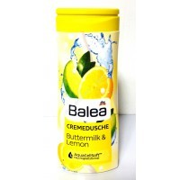 Гель-крем для душа Balea Buttermilk & Lemon 300мл