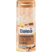 Гель-крем для душа Balea Golden Shine 300мл