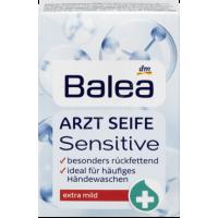Гипоалергенное медицинское мыло для чувствительной кожи Balea Arzt Seife Sensitive (100г)