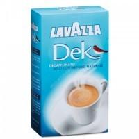 Кофе молотый без кофеина Lavazza Dek 250г