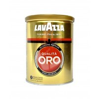 Кофе молотый Lavazza Qualita Oro ж/б (250г)