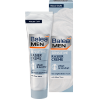 Крем для бритья Sensitive, Balea MEN, 100 мл