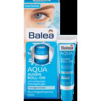 Крем для кожи вокруг глаз с экстрактом морских водорослей Balea Augencreme Aqua Augen Roll-On 15 мл