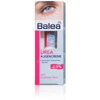Крем для кожи вокруг глаз увлажняющий Balea Augencreme Urea, 15 мл