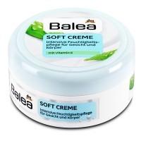 Крем для лица и тела Нежное прикосновение Balea Soft Сreme 250мл