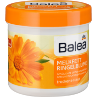 Крем для тела и рук увлажняющий (идеально для массажа) Balea Melkfett Ringelblume, 250мл