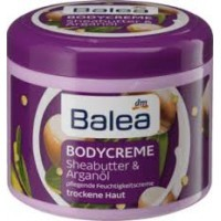 Крем для тела увлажняющий Balea Sheabutter Bodycreme 500мл