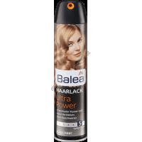 Лак для волос c ультра сильной фиксацией 5 -  Balea Ultra Power Haarspray 300мл