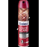 Лак для волос окрашеных, фиксация 3 - Balea Color & Care Haarspray 300мл