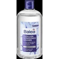 Мицеллярная вода для комбинированной и чувствительной кожи Balea Mizellenwasser Mischhaut und sensible Haut, 400 мл