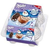 Milka SnowBalls Oreo – очень вкусные шоколадные снежки Милка