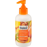 Молочко для сухих и поврежденных волос Balea Haarmilch Feuchtigkeit (200мл)