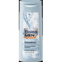 Мужской шампунь для чувствительной кожи головы Balea Men Sensitive Shampoo 300 мл