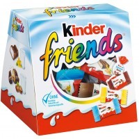 Набор сладостей Киндер Френдс Ferrero Kinder Friends 200г