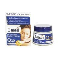 Ночной крем против морщин с Сафлоровым маслом Balea Q10 Anti-Falten Nachtcreme (50мл)