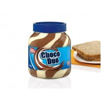 Паста шоколадная Mister Choc Choco Duo 750г