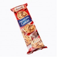 Печенье Biscotto American Cookies 225г