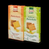 Печенье масляное писочное Biscotto Butterkeks, 400 г