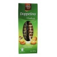 Печенье с орехово-кремовой начинкой Doppelino, 500г
