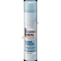 Пена для бритья для чувствительной кожи Balea Men Sensitive Rasier Schaum 300 мл