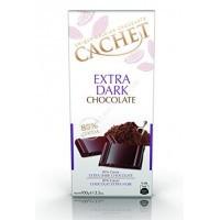 Шоколад Cachet Extra Dark 85% (100г)