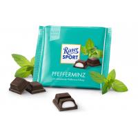 Шоколад Ritter Sport Мята (100г)