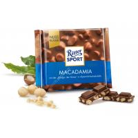 Шоколад Ritter Sport с цельными орехами макадамия (100г)
