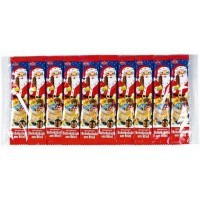 Шоколадный Дед Мороз Favorina Schoko-Lollys на палочке 150г