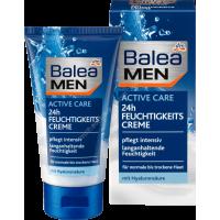 Увлажняющий крем для лица Balea men Active Care 24h, 75 мл