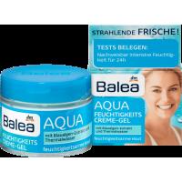 Увлажняющий крем-гель для сухой кожи лица Balea Aqua feuchtigkeitscreme gel (50мл)