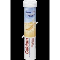 Купить Витамины-шипучки Кальций для укрепления костей Mivolis - DAS gesunde PLUS Calcium 20 шт - с доставкой по Украине