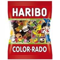 Жевательные конфеты Haribo COLOR-RADO (200г)