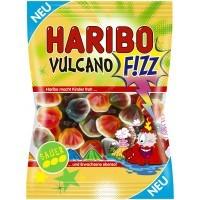 Купить Жевательный мармелад Haribo Vulcano fizz (желейки харибо) - с доставкой по Украине