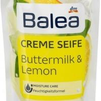 Жидкое крем-мыло молоко с лимоном Balea Buttermilk&Lemon 500 мл (запаска)