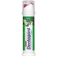 Купить Зубная паста с дозатором Полная Защита Colgate Dentagard Original Spender 100 мл - с доставкой по Украине