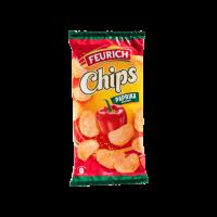Чипсы из Германии Feurich Chips 200г