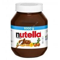 Нутелла (Nutella) 1000г – орехово-шоколадная паста из Германии